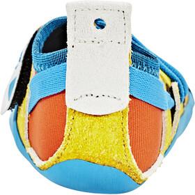 La Sportiva Gripit Kiipeilykengät Lapset, yellow/flame